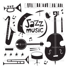 depositphotos_49007203-Musical-instruments-vintage-vector-set-in-black-and-white.jpg (1024×1024)