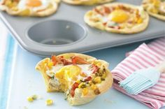 These tasty savoury tarts will fill tummies at lunch or dinner.