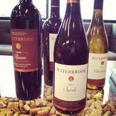 Waterbrook Wines #WaterbrookWine #wine #WAwine