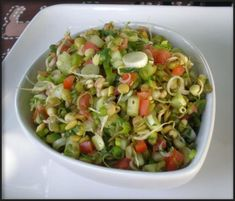 Indian Sprouted Lentil Salad. Photo by Sandi (From CA) from Food.com