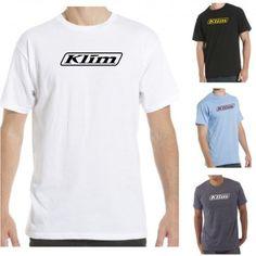 af2fa58478a3a Klim Word Mens Crew Neck Shirts Tops Tees Guys Short Sleeve T-Shirts Crew  Neck