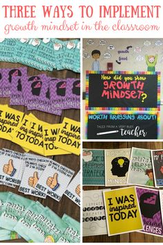 Teachers, learn how to implement growth mindset in your classroom with this helpful blog. It will give you the resources you need to cultivate a positive growth mindset in your the classroom.