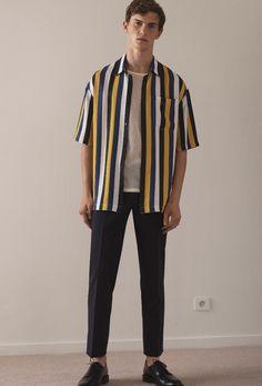 Sandro Spring 2018 Menswear