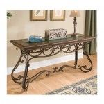 $2590.00 Ambella Home Collection - Montego Console Table - 06668-850-001