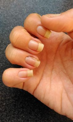 minhas unhas sem esmalte Pedicure At Home, Manicure And Pedicure, Red Acrylic Nails, Girls Dpz, Nail Art, Make It Yourself, Beauty, Natural Nails, Manicures