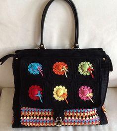 """Mira que arte madre!: Un """"respirito"""" para crear Queca & Gabbana bags"""