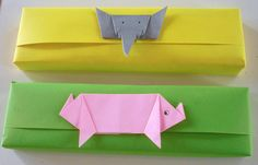 paquet cadeau - gift wrapping