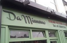 DA MIMMO~DUBLIN~ the best pizza ever and more, Delivering to Dublin 1, 2, 3, 5, 9  Order LUNCH here: http://blackpepper.ie/da-mimmo-lunch-menu/