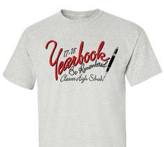 3c61bc891 High School Impressions Custom Yearbook Tees - Create your own design for t- shirts, hoodies, sweatshirts. Choose your Text, Ink and Garment Colors