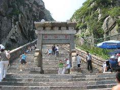 Taishan, la montaña sagrada de China