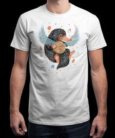 T-shirt geeks #teeshirt #tshirt #fantasticbeast #harrypotter
