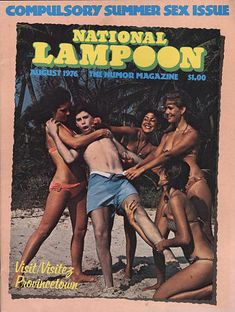 Old Magazines, Vintage Magazines, Vintage Humor, Vintage Posters, National Lampoon Magazine, Magazin Covers, Penthouses Magazine, National Lampoons, Vintage Book Covers