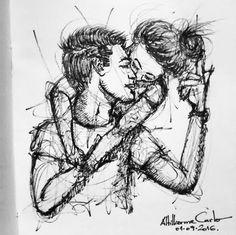 Ver esta foto do Instagram de @desenhos_do_alti • 105 curtidas