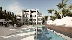 #Living close to the #beach in #Marbella area see http://bablomarbella.com/…/exclusive-and-unique-natural-en…/