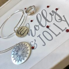 HeidiJHale offers custom handmade jewelry & gifts that combine classic elegance with everyday casual. Shop today for unforgettable personalized jewelry. Custom Jewelry, Handmade Jewelry, Unique Jewelry, Personalized Rings, Classic Elegance, Wire Art, Name Necklace, Leather Cuffs, Mandala Design