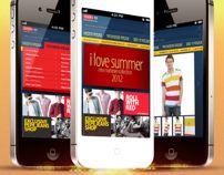 Mobile Website Designing by moh kamaru, via Behance