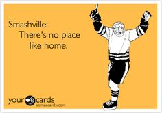 Smashville : There's no place like home! Nashville Predators