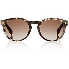 d356a53e420 Fendi Women s Round Sunglasses ( 365) ❤ liked on Polyvore featuring  accessories
