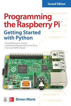 Programming the Raspberry Pi, Second Edition: Getting Started with Python - https://freebookzone.download/programming-the-raspberry-pi-second-edition-getting-started-with-python/