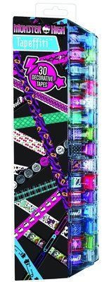 Monster High Tapeffiti Caddy - 30 Piece. NEW IN BOXPriceless Paradise https://j.mp/1SOzQeW