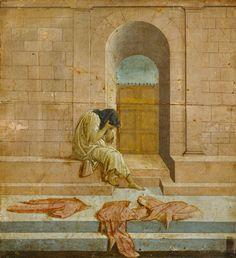 Sandro Botticelli - Loneliness (or: Melancholy)
