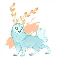 owl rabbit thingy from breath of the wild Legend Of Zelda Memes, Legend Of Zelda Breath, Wild Creatures, Fantasy Creatures, Pokemon Fusion, Miyazaki, Zelda Tattoo, Botw Zelda, Link Art
