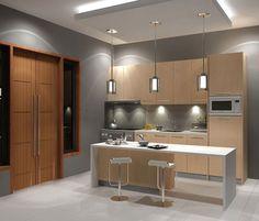 Modern Small Kitchen Design Ideas photo