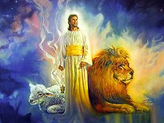 Gods tranen: Jezus Christus: geen watje, maar de almachtige Heer van hemel en aarde