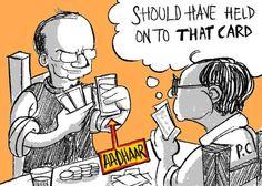 BUDGET 2016: AADHAAR TO GET LEGAL BACKING