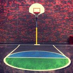 The Colours of Basketball by Aimee Giese