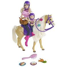 ® CHELSEA® and TAWNY® Ride Together Gift Set- Barbie