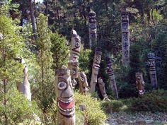 >: Korean Totem Poles