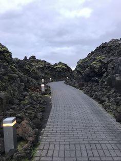 The Lava rocks in Iceland Lava, Iceland, Rocks, Sidewalk, Vacation, Vacations, Walkways, Pallet, Stone