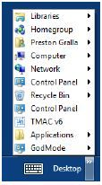 Enable Start Menu for Windows 8 Without Using Software