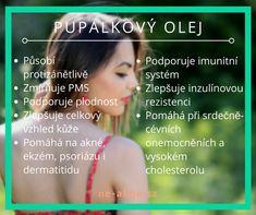 Trápí Vás hormonální akné? Pak vyzkoušejte pupalkový olej! Co umí a jak ho správně používat? #akné #přírodníléčba