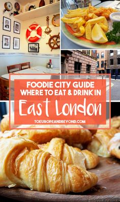 Pack your eating pants! Where to eat and drink in East #London http://toeuropeandbeyond.com/eating-london-review-east-end/