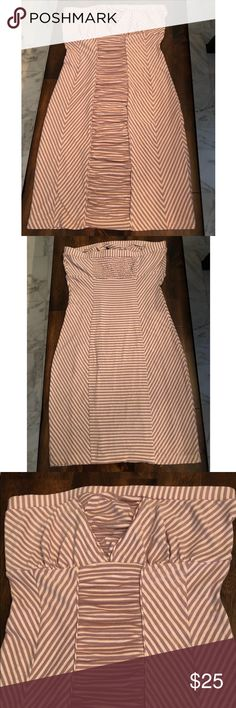 Free People Dress Super Cute Free People Striped Dress. Preowned but in Great Condition. Size: S/P Free People Dresses