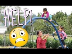 HELP! MIYA GETS STUCK - August 21, 2016 -  ItsJudysLife Vlogs