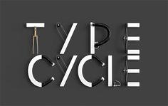 Carnet de typographie #96 : Type Cycle