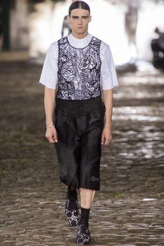 Alexander McQueen MEN | Londres | Verão 2014 RTW