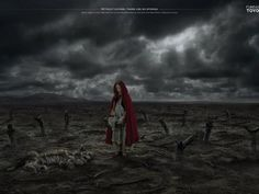 Toyota:  Little Red Riding Hood