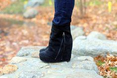 Boot shoot.