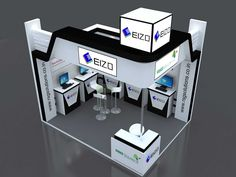 Eizo Exhibition in 2014 by Dipesh Bhovad at Coroflot.com