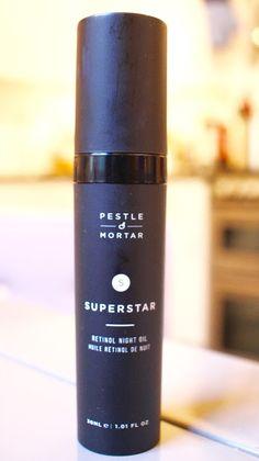Caroline Hirons: Pestle & Mortar Superstar Retinol Night Oil