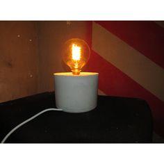 Concrete Light For The World, Concrete, Lighting, Home Decor, Decoration Home, Room Decor, Lights, Home Interior Design, Lightning