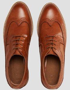 ASOS   ASOS MAI Leather Brogues