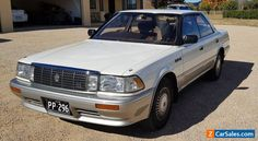 Toyota Crown 1990 Royal Saloon- No Reserve #toyota #crown #forsale #australia