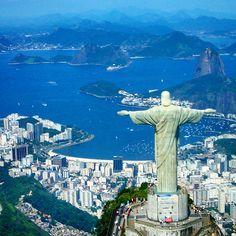 Rio de Janeiro - Brasil  #travel #traveling #visiting #instatravel #instago #instagood #trip #photooftheday #travelling #tourism #tourist #instapassport #instatraveling #mytravelgram #travelgram #travelingram #gootur #viagem #love #life #lol #voegootur