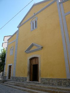 Chiesa San Nicola di Bari, patrono di Ascea