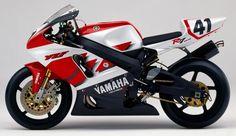 Yamaha YZF-R7 ('98)